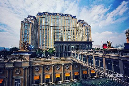 澳门地标:澳门巴黎人酒店游玩攻略