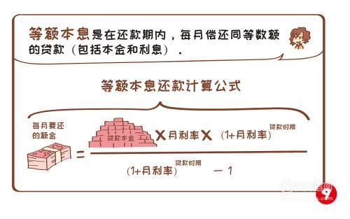房贷的本金和利息如何计算,计算步骤详解