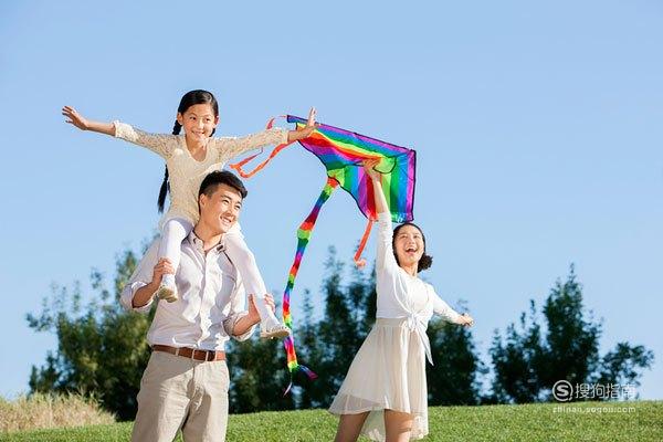 怎么能把风筝成功的放飞