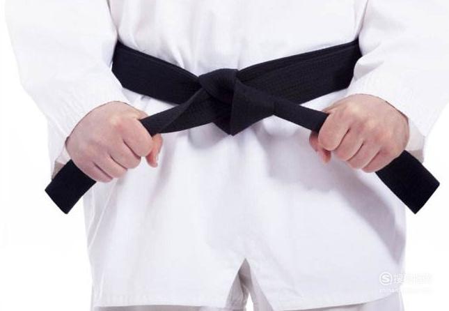 跆拳道腰带怎么分等级