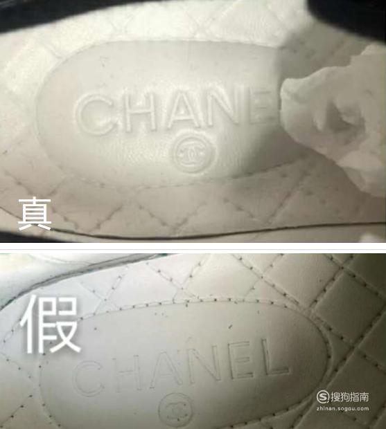 怎么辨别Chanel香奈儿刺绣山茶花鞋真假