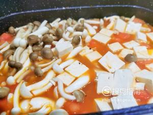 每日一食:好喝到哭的『豆腐菌菇汤』。